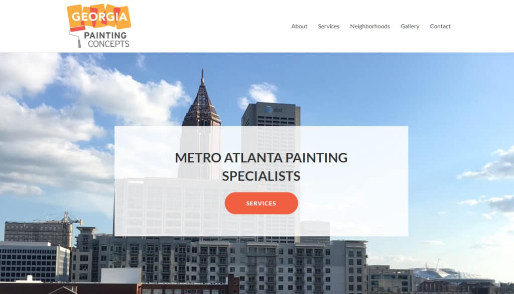 Ga Painting Concepts: Painting Contractor
