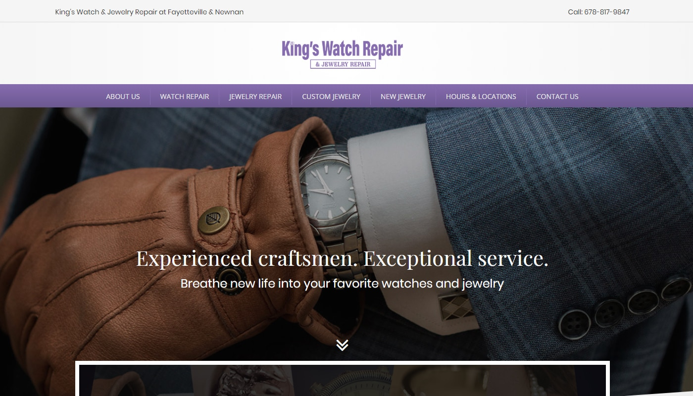 kings Watch Repair: Jewelry & Watch Repair
