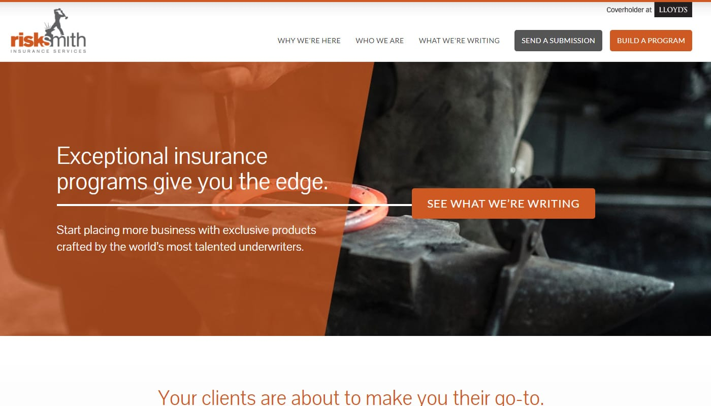 Risksmithuw: Insurance Underwriters
