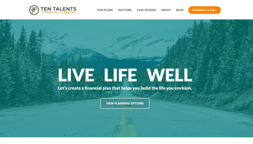 Tentalentsfp: Fee Only Financial Planner
