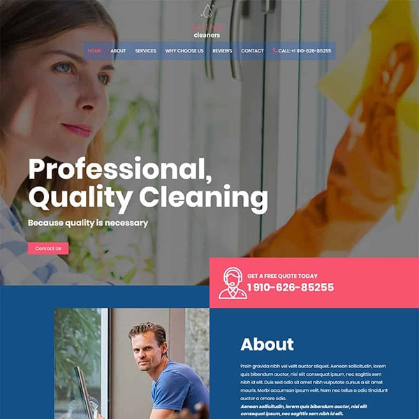 cleaning services design 1