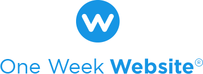 One Week Website Logo